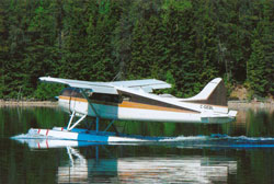 Float Plane | Atikwa Lake Lodge